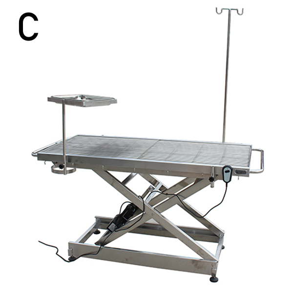 Veterinary Stainless Surgery Table ( 3 Models )