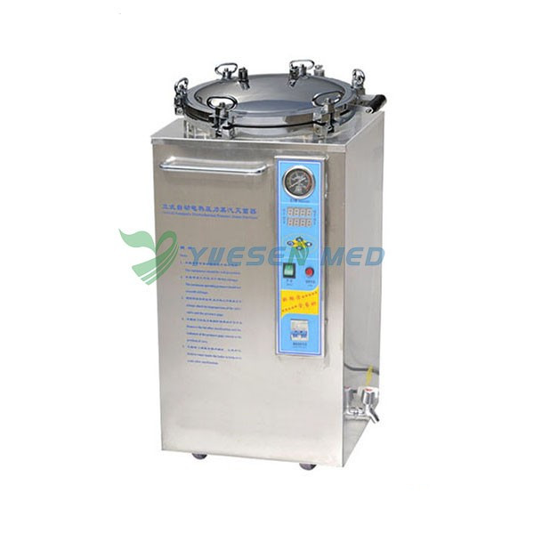 Veterinary Digital Surgical Autoclave Sterilizer