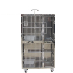 Large Steel Dog Cage YSVET1000
